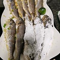 椒盐酥脆小黄鱼的做法图解5