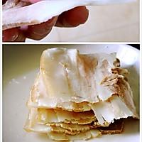 蒜泥白肉卷—去油腻,绝对成卷的做法的做法图解4