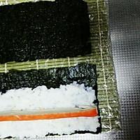 基础卷寿司(含寿司醋),反卷,握寿司,军舰寿司的做法图解13