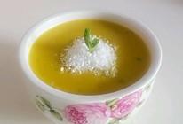椰奶南瓜羹——雄鷄標™椰浆试用菜谱的做法