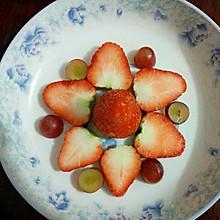 水果拼盘(草莓)