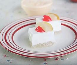 椰汁西米糕的做法