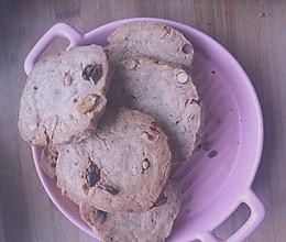 树莓饼干的做法