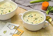 奶酪烩小米米疙瘩的做法