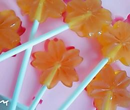 冰糖雪梨棒棒糖的做法