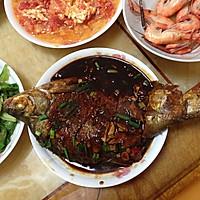 红烧鳊鱼的做法图解8