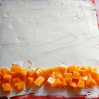 红丝绒大米蛋糕卷+#松下多面美味#的做法图解15