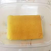 日式豆乳盒子蛋糕的做法图解22