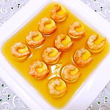 水晶日本豆腐虾仁