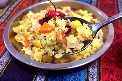 印度杂果黄饭