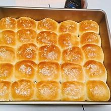 手揉版简单易做奶香小餐包(小面包)