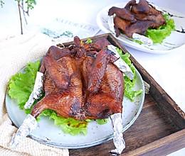 #一人一道拿手菜#脆皮烤乳鸽的做法