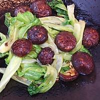 蠔油鮮蘑菇生菜的做法圖解9