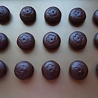 麻薯可可软曲奇的做法图解16