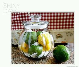 咸柠檬-咽喉肿痛新方法的做法