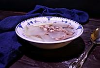 冬瓜羊肉汤#膳魔师北咸主题月#的做法