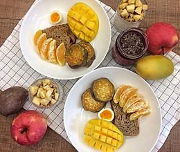 快手营养早餐/减肥餐的做法