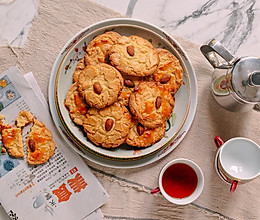 传统中式杏仁酥 | 用这种食材,保证酥到掉渣的做法