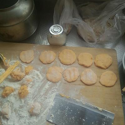 南瓜饼的做法 步骤4
