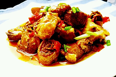 剁椒蒸鸡~无敌好吃的下饭快手菜