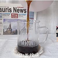 #宅家厨艺 全面来电#自制一点点咖啡冻焦糖奶茶,好喝到尖叫的做法图解4