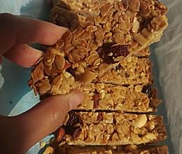 能量棒(oats bar)的做法