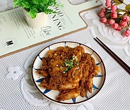 #营养小食光#避风塘同款金沙蛋黄面包糠大虾的做法