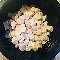 粉粉芋仔烧鸡的做法图解4