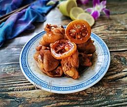 柠檬鸡#晒出你的团圆大餐#的做法