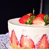 【草莓慕斯蛋糕】——草莓季系列美食的做法图解24