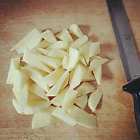 低卡零食-脆皮烤土豆的做法图解1
