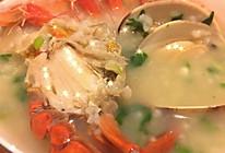 潮汕虾蟹粥的做法