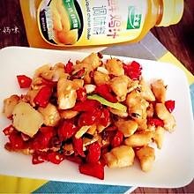 麻辣鸡块#太太乐鲜鸡汁中式#