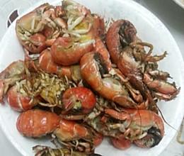 清煮卢沟虾的做法