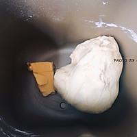 适合撕着吃的超松软牛奶吐司的做法图解3
