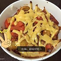土豆牛肉焗饭的做法图解9