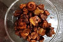 板栗千张豆干红烧肉的做法