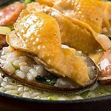 【咸鸡蛋菜泡饭】做咸鸡、备年货,用来泡饭一绝!