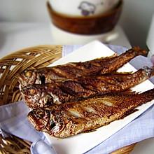 干煎小黄鱼