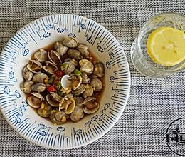 生腌蛤蜊-炎夏消暑开胃神菜(水煮法)的做法