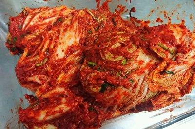 韩国泡菜的秘密【自制辣白菜】正宗发酵蜜桃爱营养师私厨
