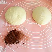 面包机版双色土司#东菱魔法云面包机#的做法图解7