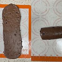 奶油巧克力吐司(中种法)的做法图解6
