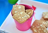 红糖腰果核桃饼干#我的烘焙不将就#的做法