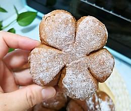 简单不用手套膜,免揉红糖全麦面包的做法