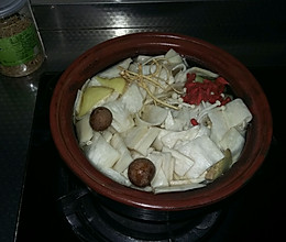菌汤的做法