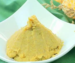 板栗泥 宝宝营养辅食,好吃又营养的做法
