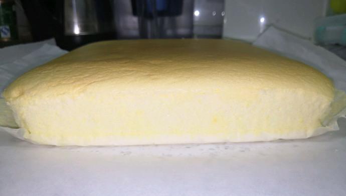 超级细腻的蛋糕卷