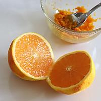 橙味甜甜圈蛋糕,在家就可复刻的经典美味的做法图解2