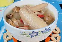 姬松茸黄芪鸡汤的做法
